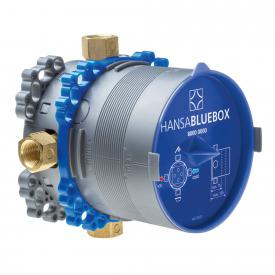 Hansa Bluebox base unit, concealed unit without stop valve