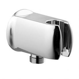 Hansa Jet wall elbow with shower bracket