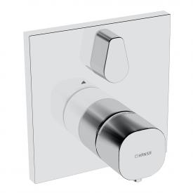 Hansa Living concealed thermostatic shower mixer