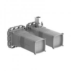Hansa Matrix concealed installation unit for single lever mixer