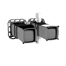 Hansa Matrix concealed installation unit single lever mixer