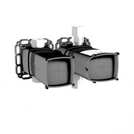 Hansa Matrix concealed installation unit thermostatic mixer