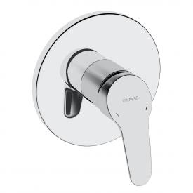 Hansa Mix concealed, single lever shower mixer