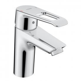 Hansa Designo Style monobloc, single lever basin mixer