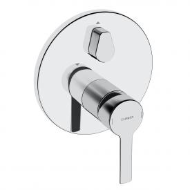 Hansa Ronda concealed single lever bath mixer