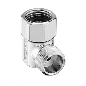 Hansa shower hose with purging valve
