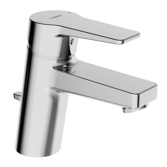 Hansa Twist monobloc, single lever basin mixer