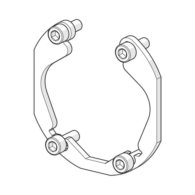 Hansa Bluetune alignment adapter