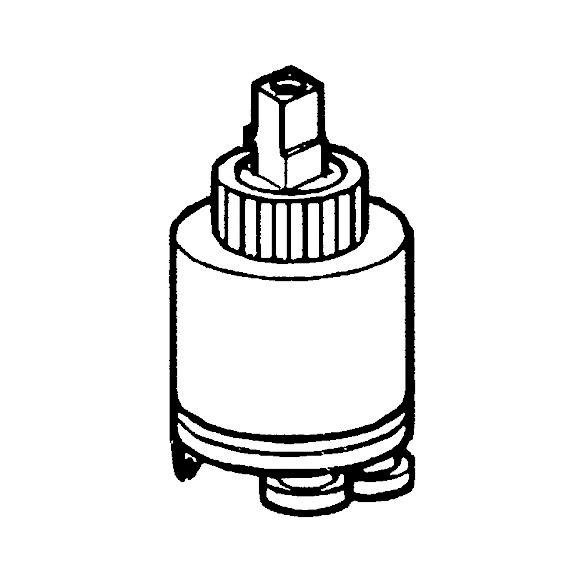 Hansa Polo control cartridge classic 3.5