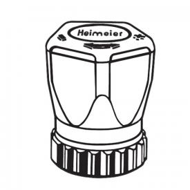 HEIMEIER hand regulating cap