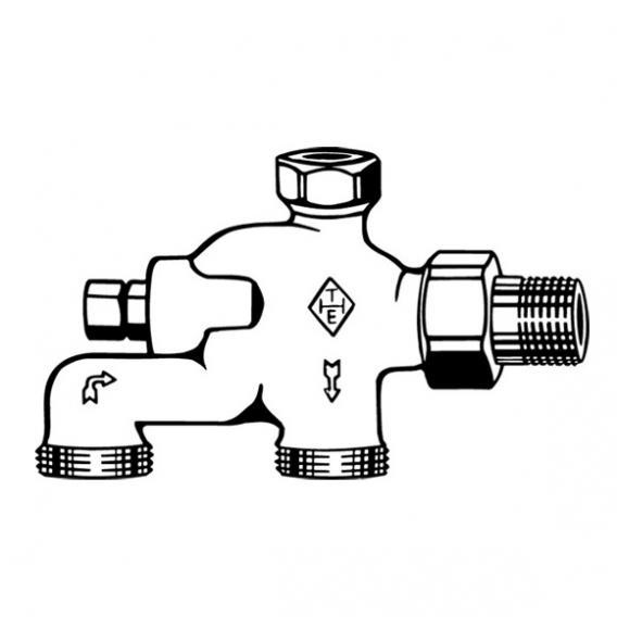 HEIMEIER E-Z-System distributor