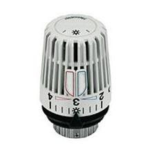 HEIMEIER thermostatic head K with built-in sensor, scale 6°C - 28°C theftproof