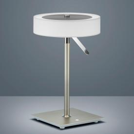 Helestra BORA LED table lamp with dimmer