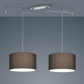 Helestra CERTO pendant light 2 heads