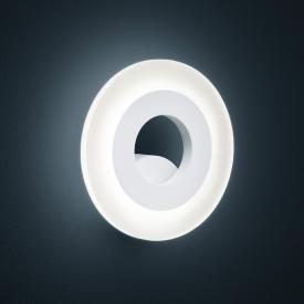 Helestra JENNA LED wall light, round