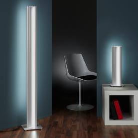 helestra KURVO LED floor lamp with dimmer