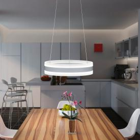 Helestra LIV LED pendant light, round