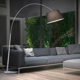 Helestra NALA floor lamp with dimmer