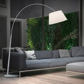 helestra NALA floor lamp with dimmer