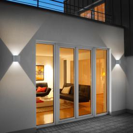 Helestra SIRI 44 LED wall light, adjustable light output