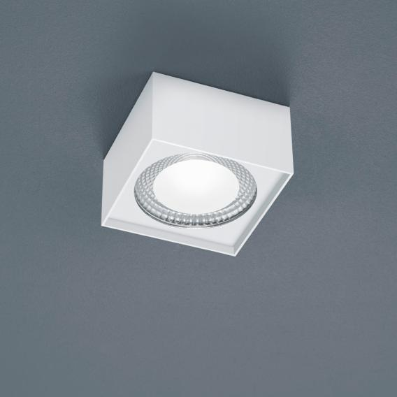 Helestra Kari LED spotlight/ceiling light, square