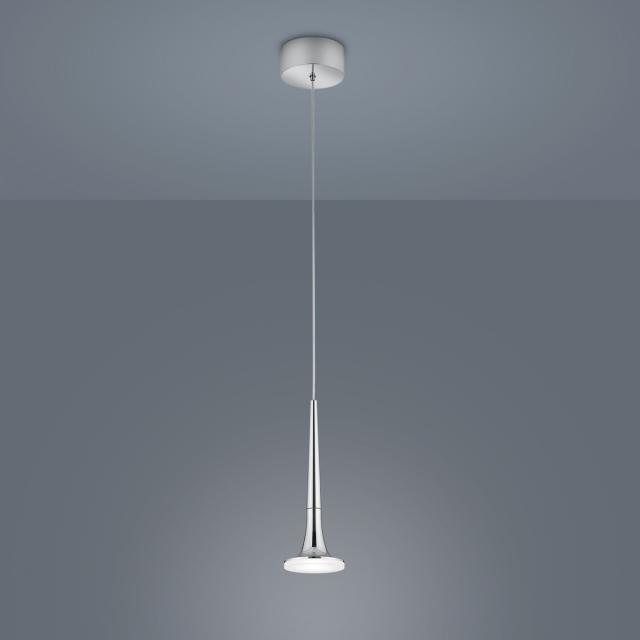 helestra FLUTE LED pendant light, single