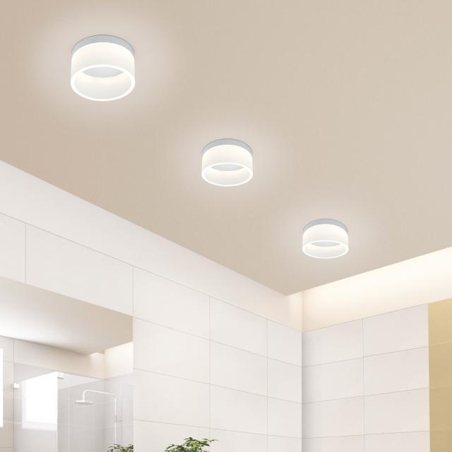 helestra LIV LED ceiling light