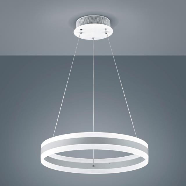 helestra LIV LED pendant light, round