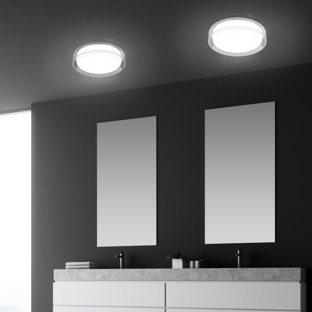 helestra Olvi LED ceiling light