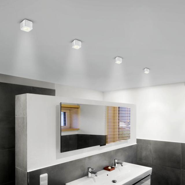 helestra OSO LED ceiling light / spotlight