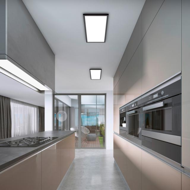 helestra RACK LED ceiling light