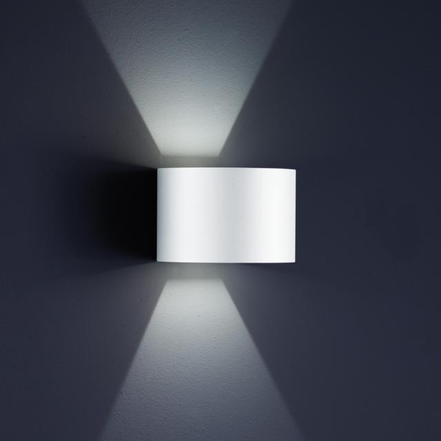 helestra SIRI 44 LED wall light, adjustable light emission