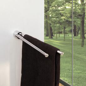 Herzbach Aurel towel bar, double arm