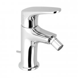 Herzbach Cino single lever bidet mixer with waste set