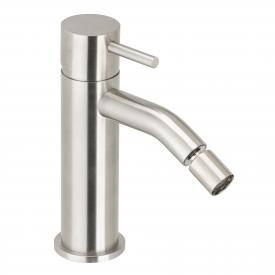 Herzbach DEEP iX monobloc bidet mixer with push waste valve