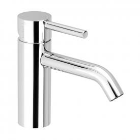 Herzbach DEEP monobloc basin mixer M size projection: 130 mm, without waste set