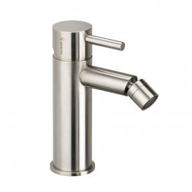 Herzbach Design iX single lever bidet mixer with pop-up waste set