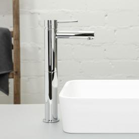 Herzbach Design New monobloc basin mixer with raised shaft
