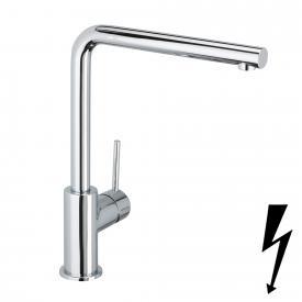 Herzbach Design New monobloc kitchen mixer, low pressure