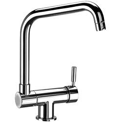 Herzbach Design New single hole kitchen mixer