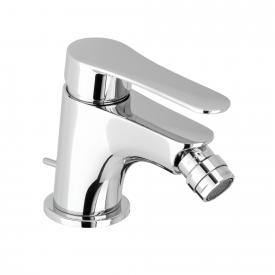 Herzbach Gent single lever bidet mixer with pop-up waste set