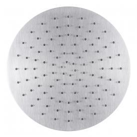 Herzbach Living Spa iX overhead rain shower brushed stainless steel