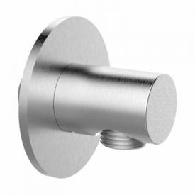 Herzbach Living Spa iX shower wall elbow seven round