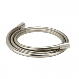 Herzbach Living Spa iX Silberflex shower hose brushed stainless steel, 1.60 m