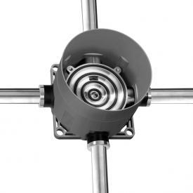 Herzbach Logic bath box for deck-mounted fittings