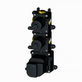 Herzbach Logic XL 2 universal thermostat module with 2 shut-off valves