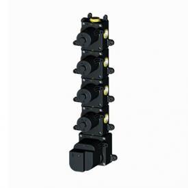 Herzbach Logic XL 4 universal thermostat module with 4 shut-off valves