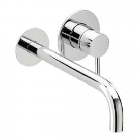 Herzbach Nano wall-mounted, concealed basin mixer projection: 240 mm