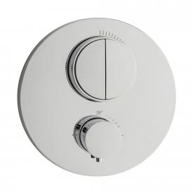 Herzbach PUSH thermostat, for 2 outlets