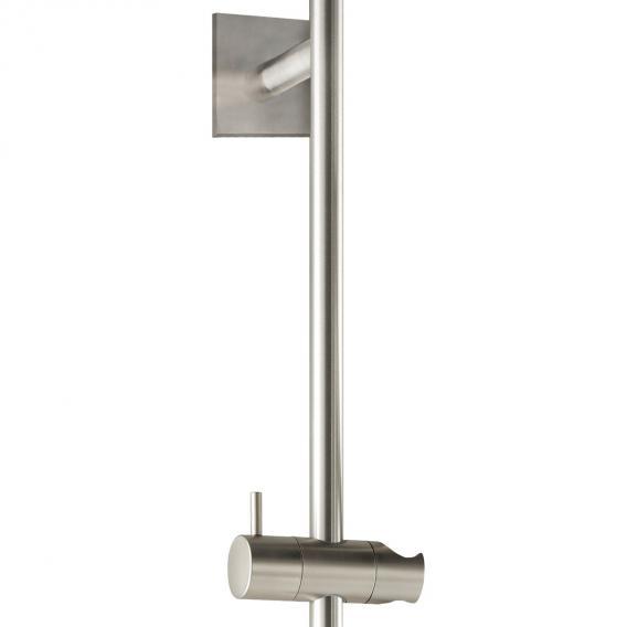 Herzbach Living Spa iX wall-mounted shower rail seven square